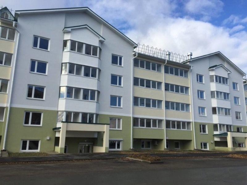 ЖК по ул. Строителей, 28