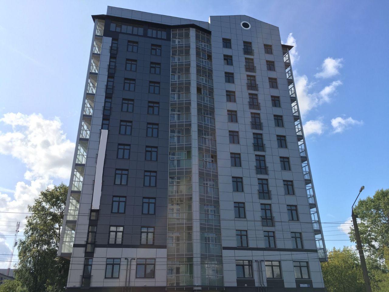 жилой комплекс по ул. Благоева 21
