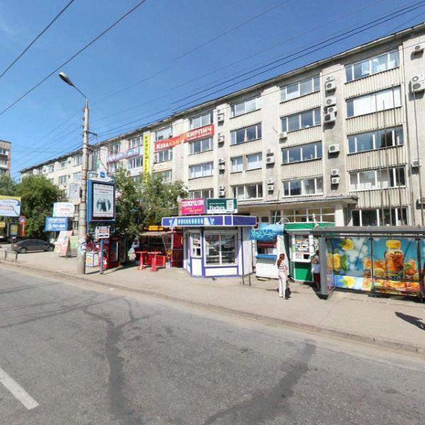 Бизнес-центр на ул. Мичурина, 52