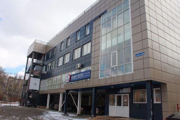 Отдельно стоящее здание на ул. Орджоникидзе, 3А