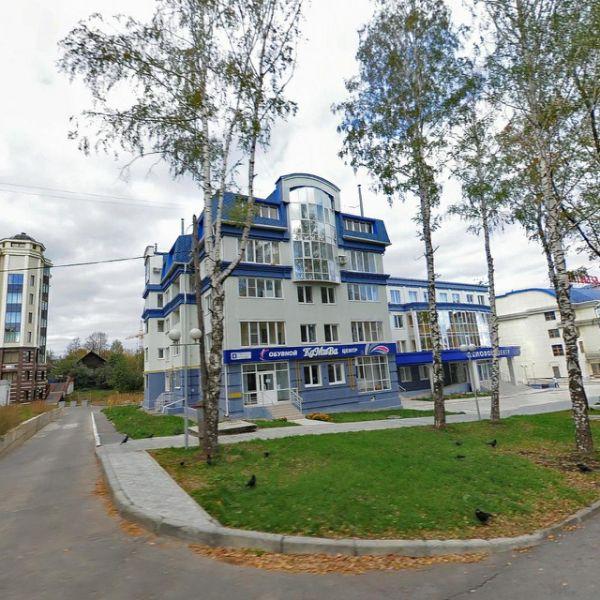 Многофункциональный комплекс Нижегородец