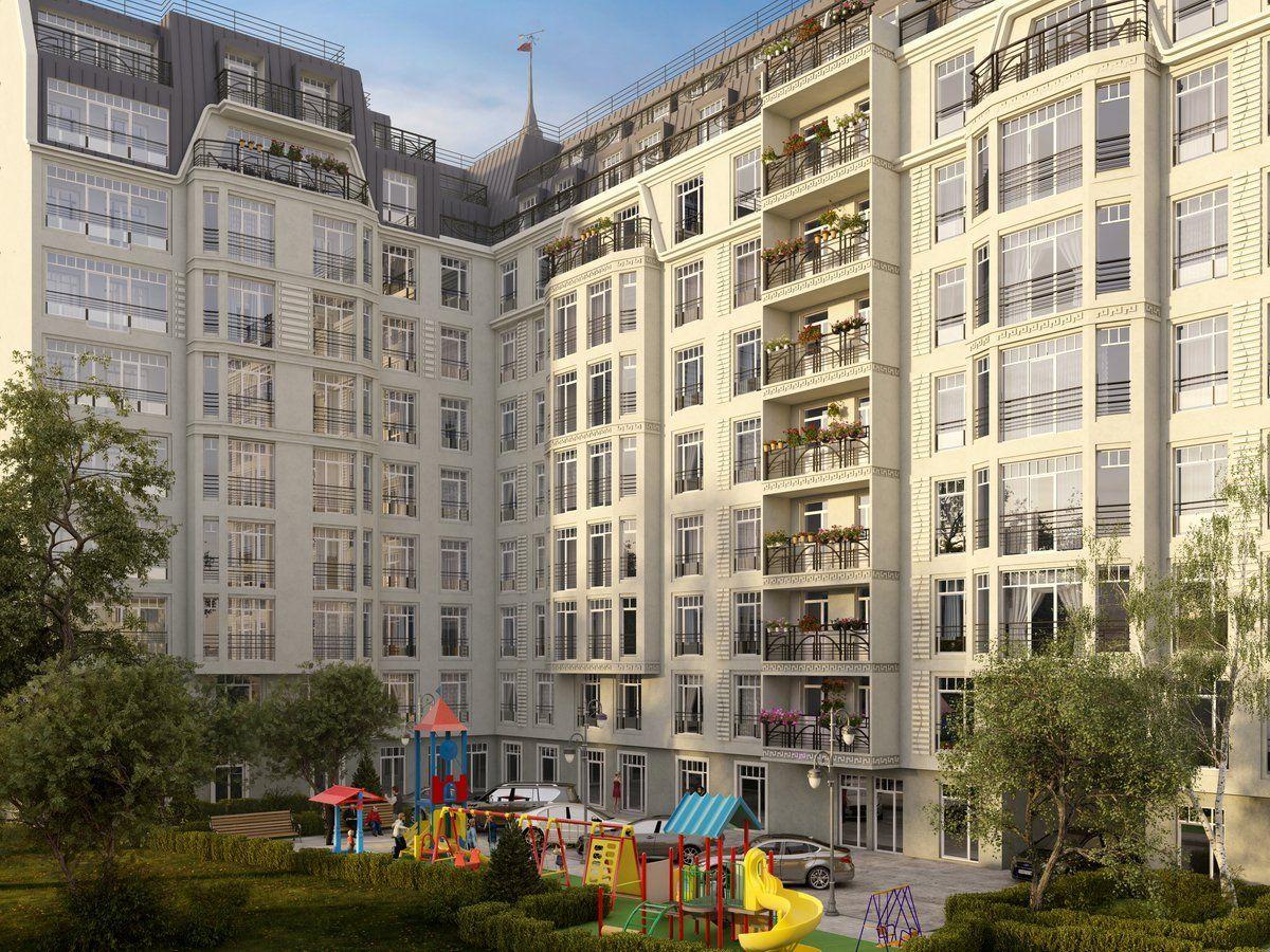 купить квартиру в ЖК Чапаева 16