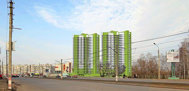 жилой комплекс Пушкаревский
