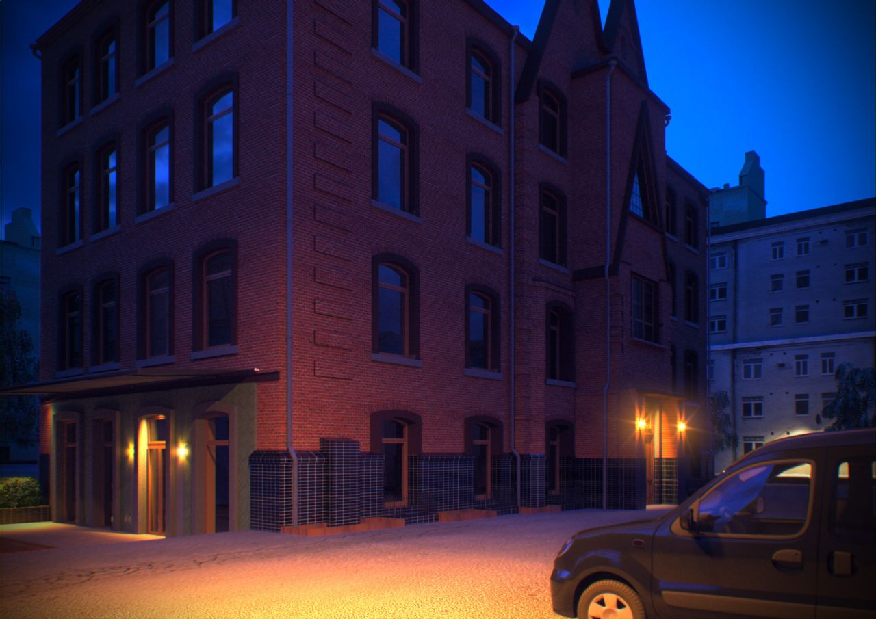 продажа квартир Усадьба Manor (Усадьба Манор)
