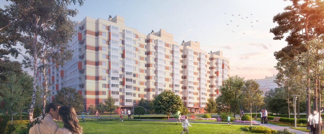 жилой комплекс Мурино 2020