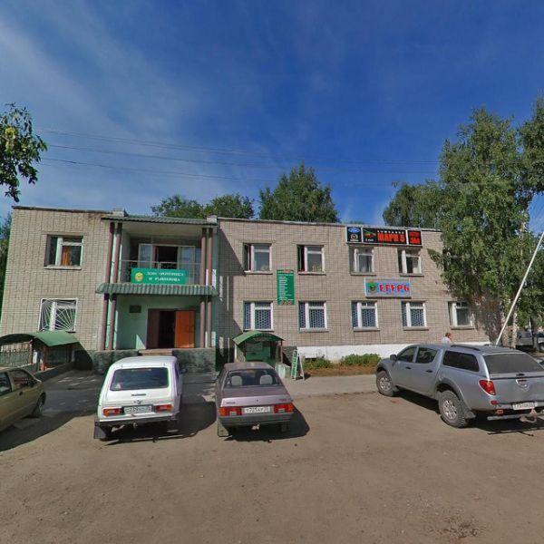 Отдельно стоящее здание на ул. Пролетарская, 20