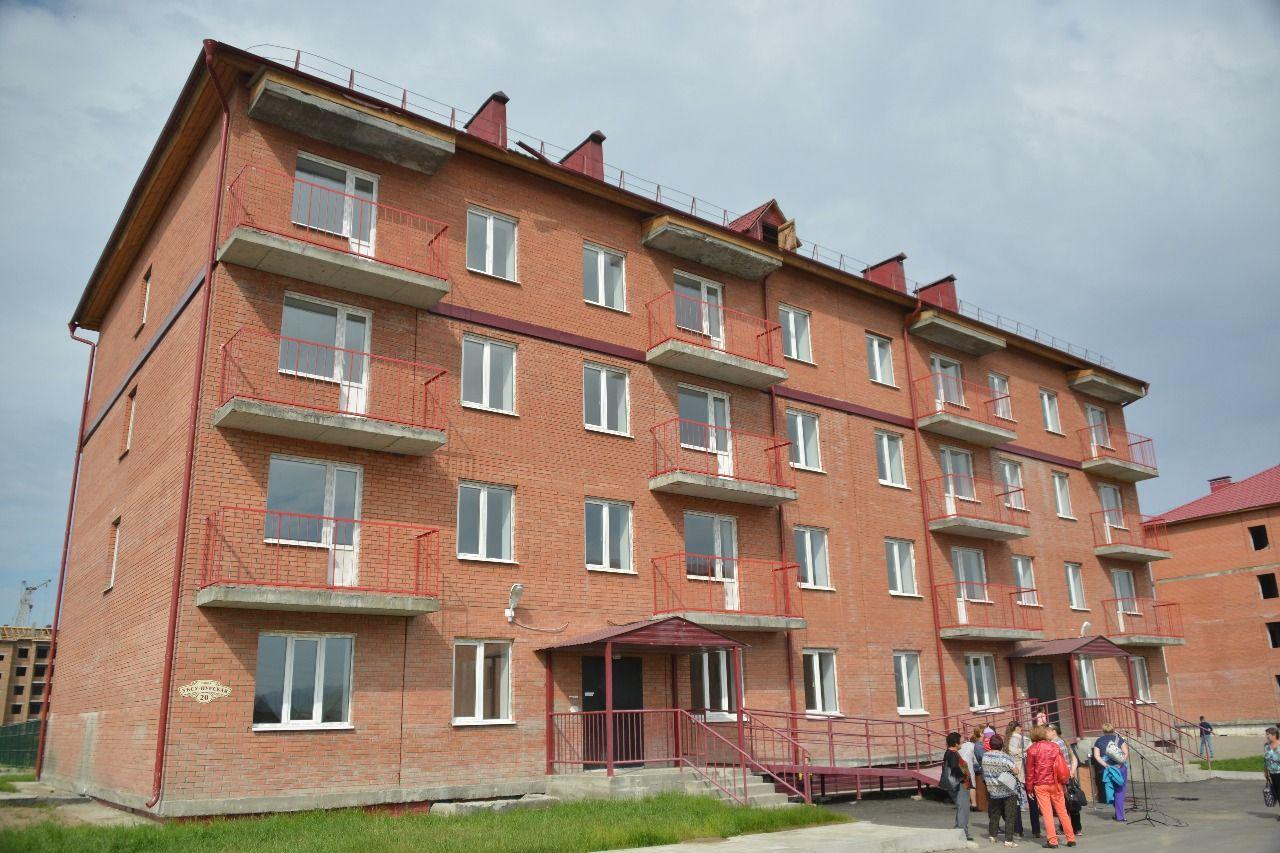 продажа квартир по ул. Убсу-Нурская, 20 (микрорайон Спутник)