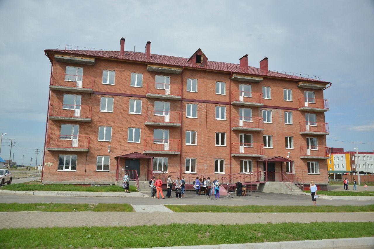 фото ЖК по ул. Убсу-Нурская, 20 (микрорайон Спутник)