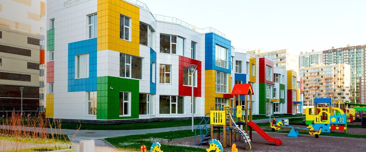 жилой комплекс Мурино 2019