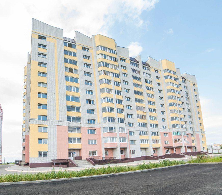 жилой комплекс по ул. Крахмалева