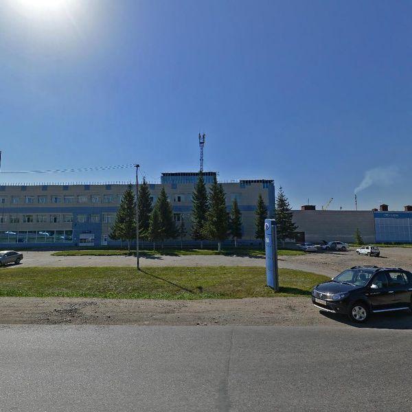 Офисно-складской комплекс на Павловском тракте, 323