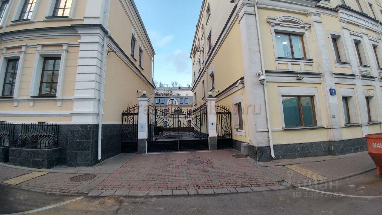Аренда офиса 35 кв Яковоапостольский переулок Снять офис в городе Москва Сухонская улица