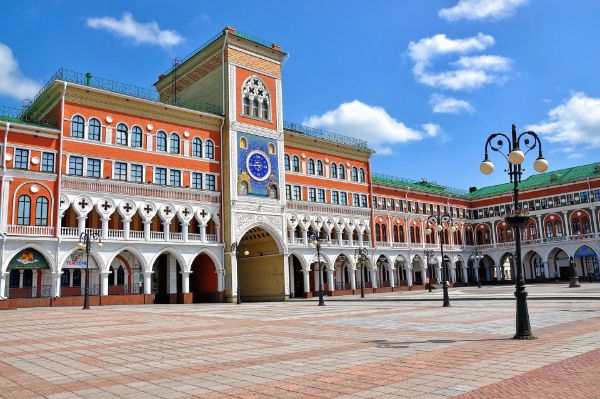 Торговый центр Галерея