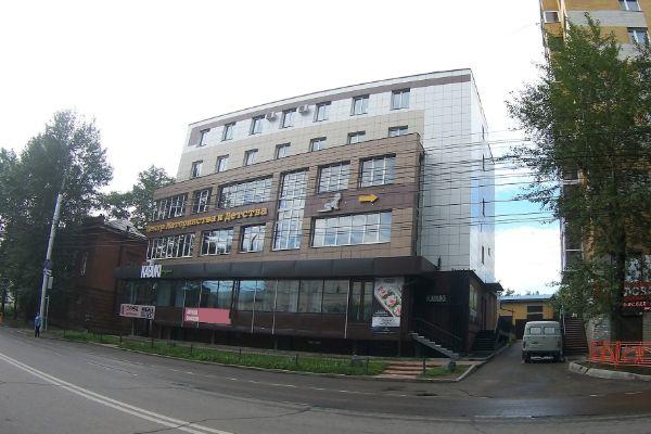 Бизнес-центр на ул. Советская, 130