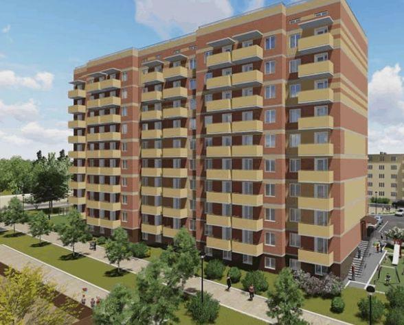 жилой комплекс Суворов