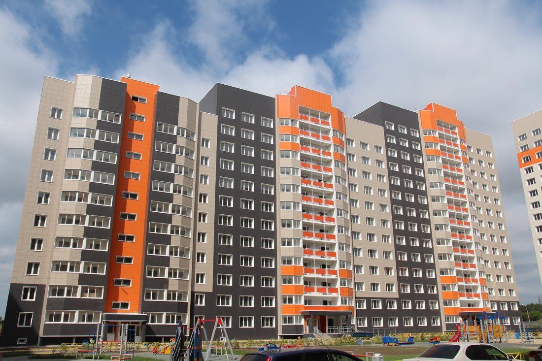 жилой комплекс Времена года Квартал 2011