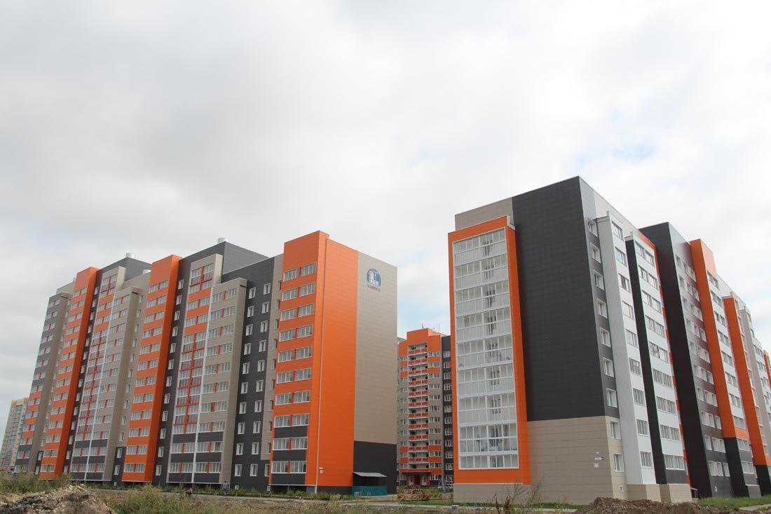 ЖК Времена года Квартал 2011