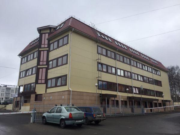 Бизнес-центр Петровская звезда