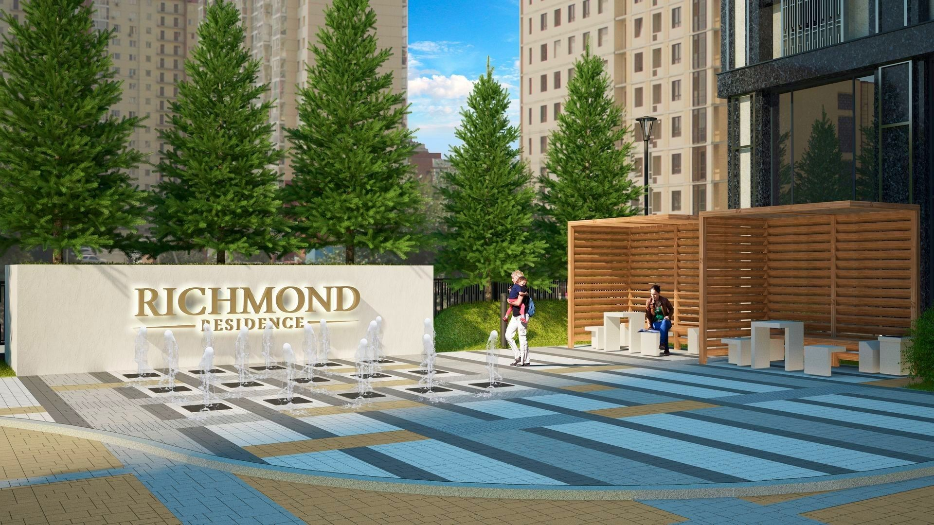 продажа квартир Richmond Residence (Ричмонд Резиденс)