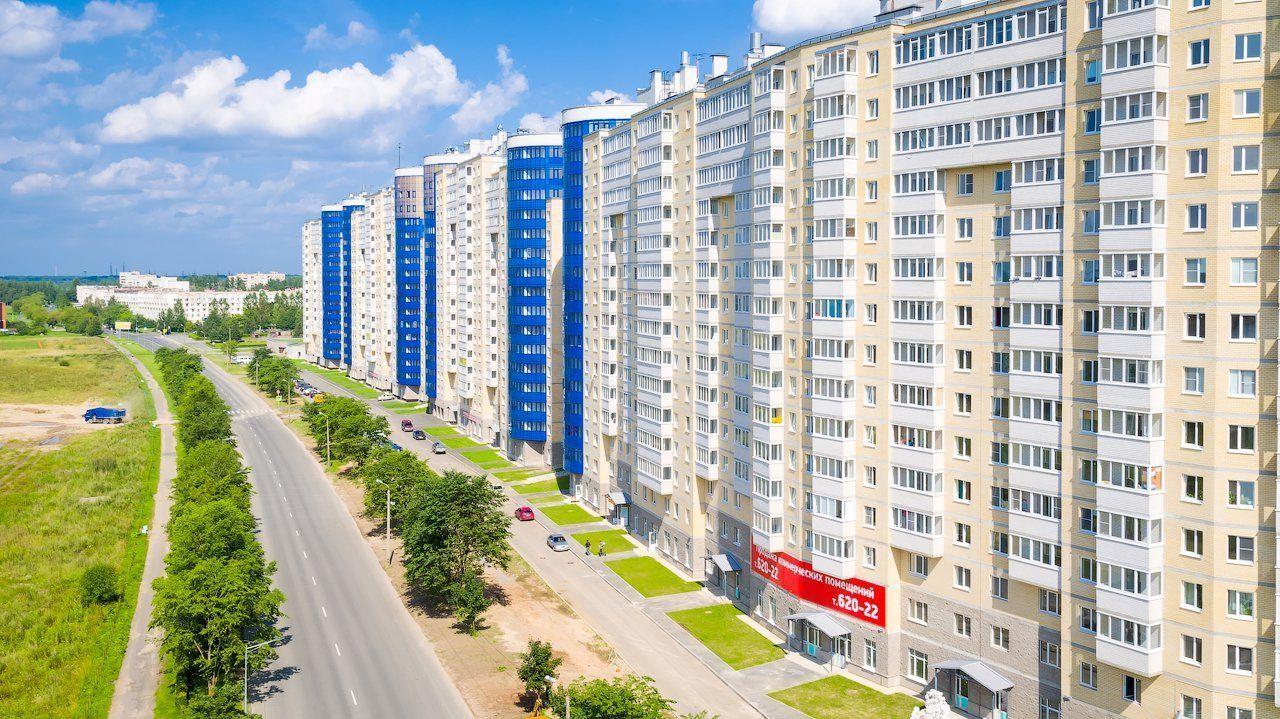 жилой комплекс Волховская набережная
