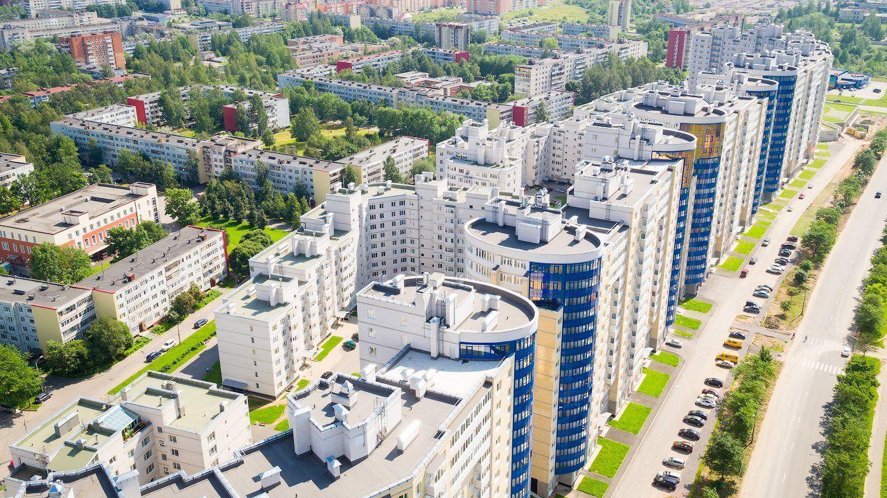 купить квартиру в ЖК Волховская набережная