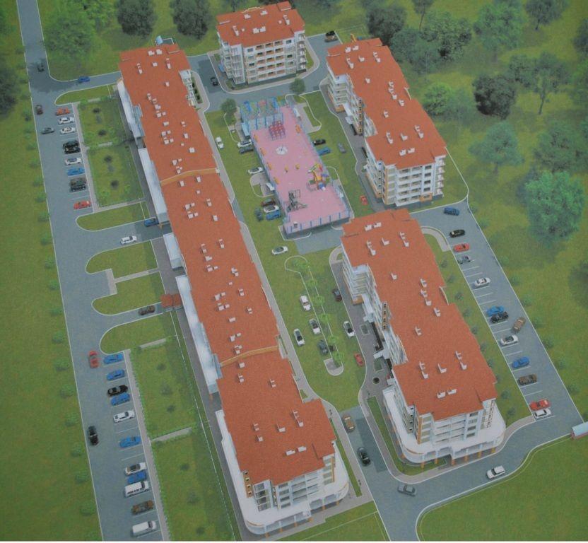 жилой комплекс Горизонт