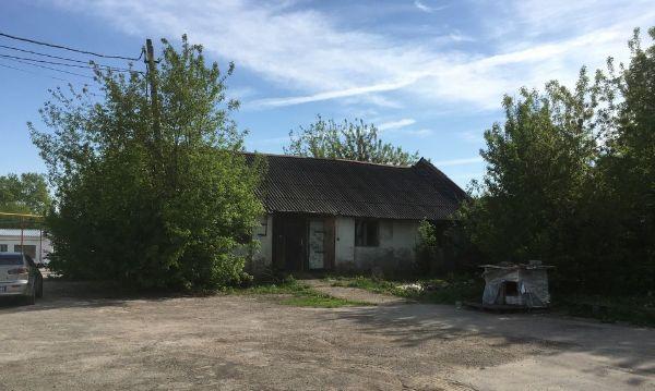 Производственно-складской комплекс в Ханинском проезде, 29