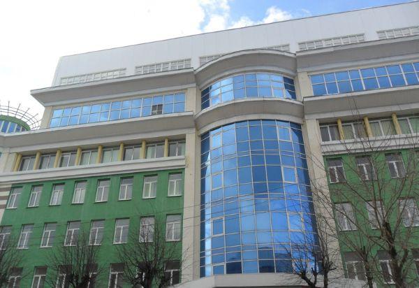 Бизнес-центр на ул. Жиделева, 15