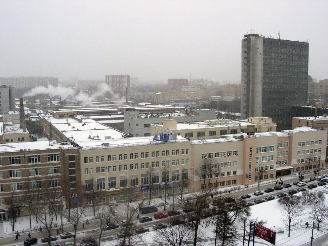 Аренда офиса в Москве от собственника без посредников Новая улица