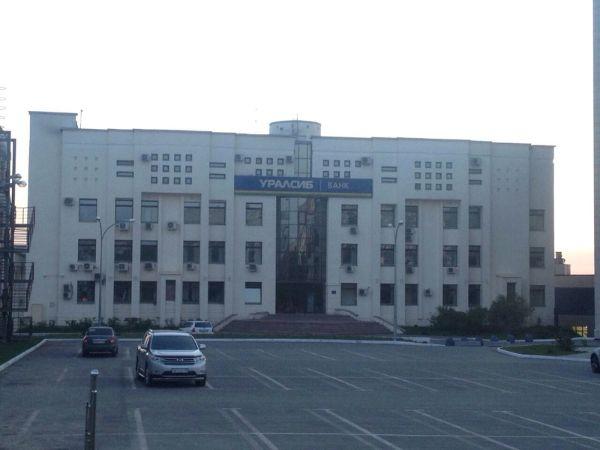 Бизнес-центр на Октябрьском проспекте, 2