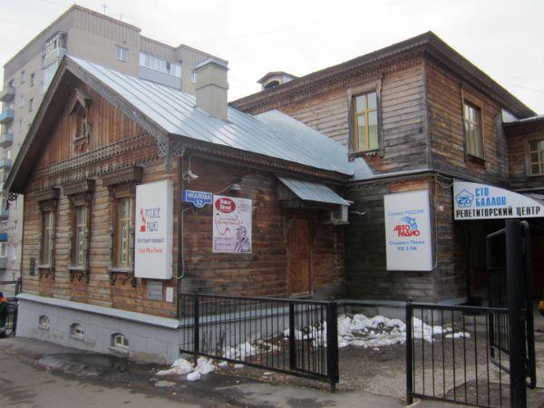Отдельно стоящее здание на ул. Чкалова, 52