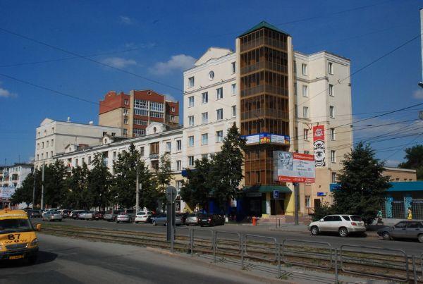 Офисный центр на ул. Кирова, 7А