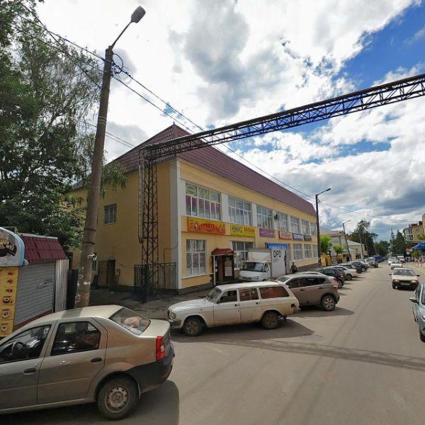 Офисное здание на ул. Достоевского, 34