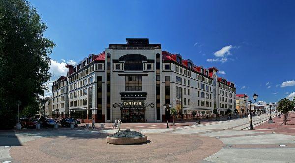 Торгово-офисный комплекс Галерея