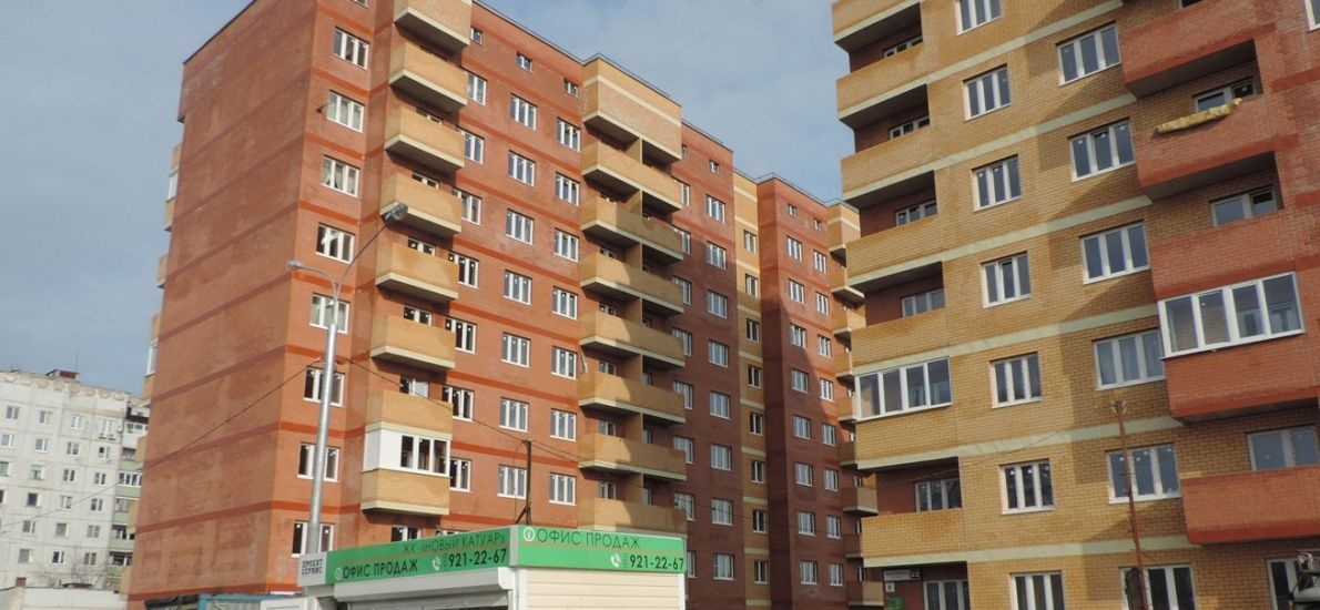 жилой комплекс Экоград Новый Катуар