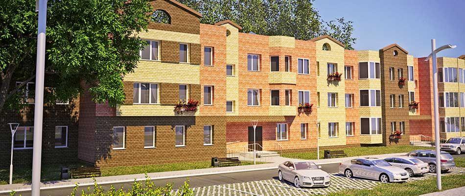 жилой комплекс пр-д Титова 13