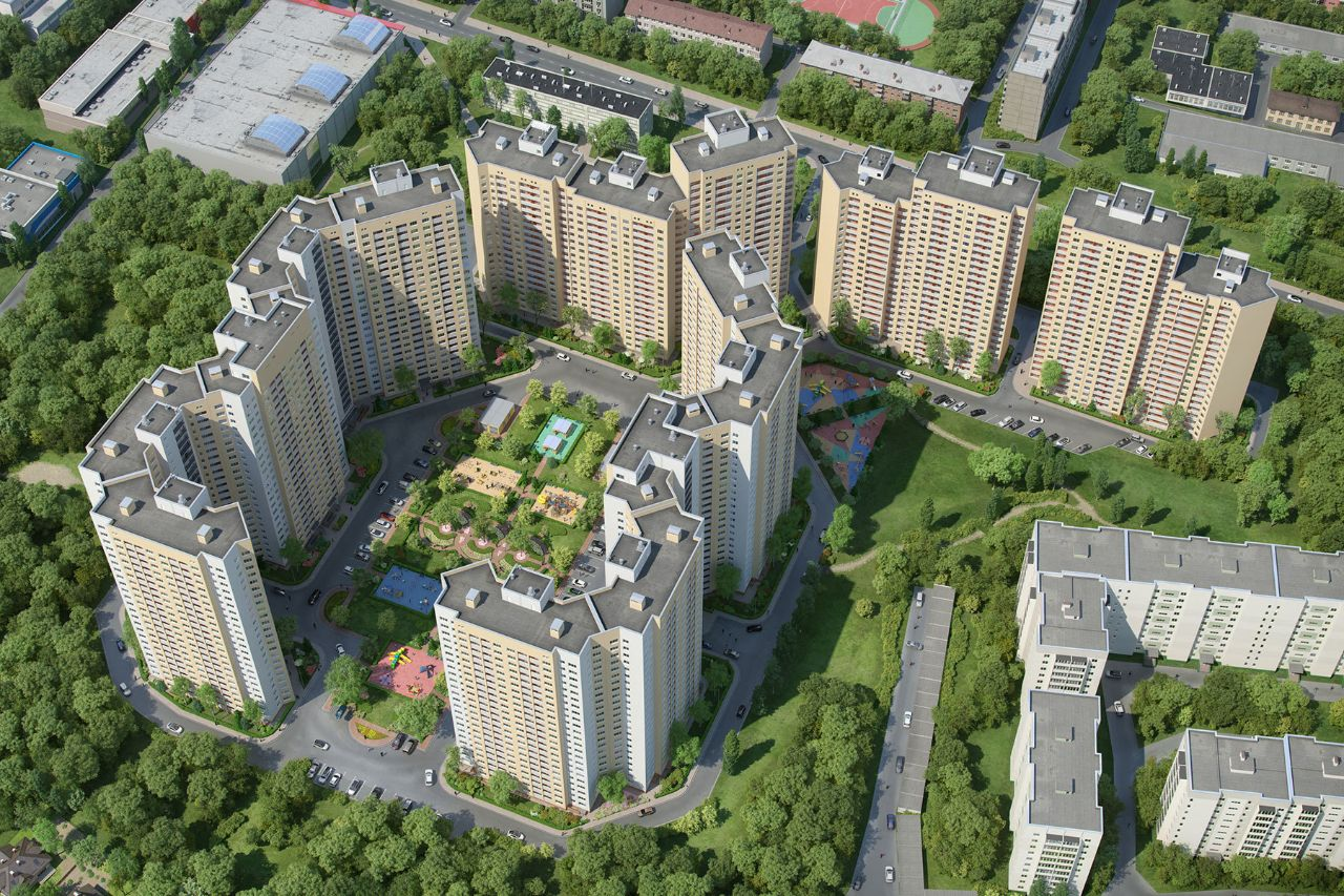 продажа квартир Царицынский