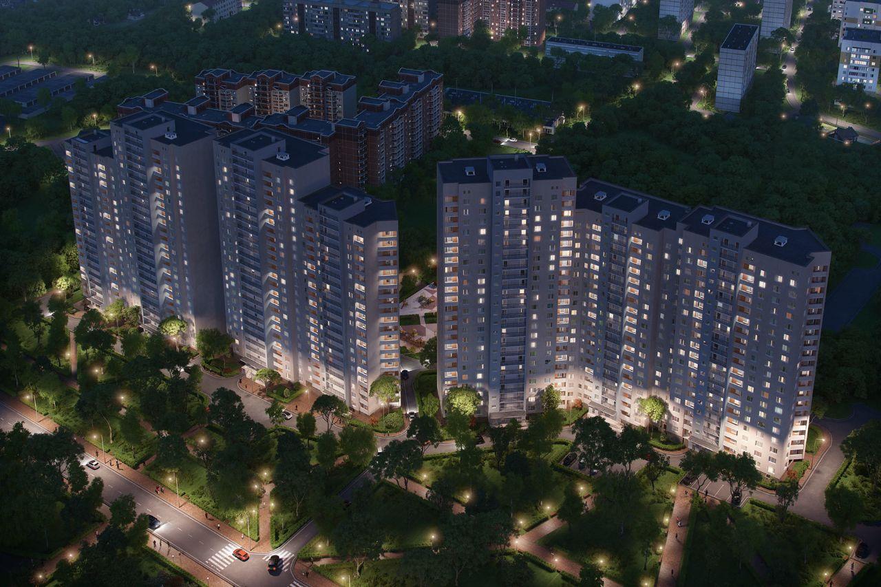 жилой комплекс Царицынский