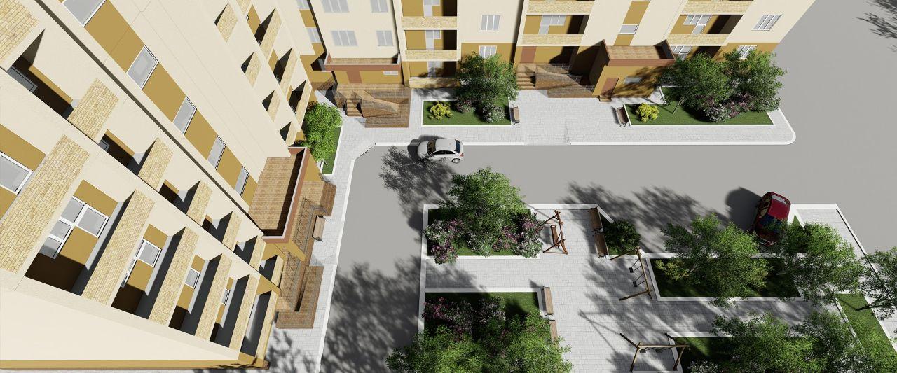 купить квартиру в ЖК Солнечный-2, Микрорайон 11, Дом 5