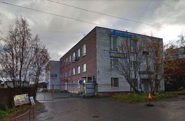 Офисно-складской комплекс на ул. Свердлова, 35