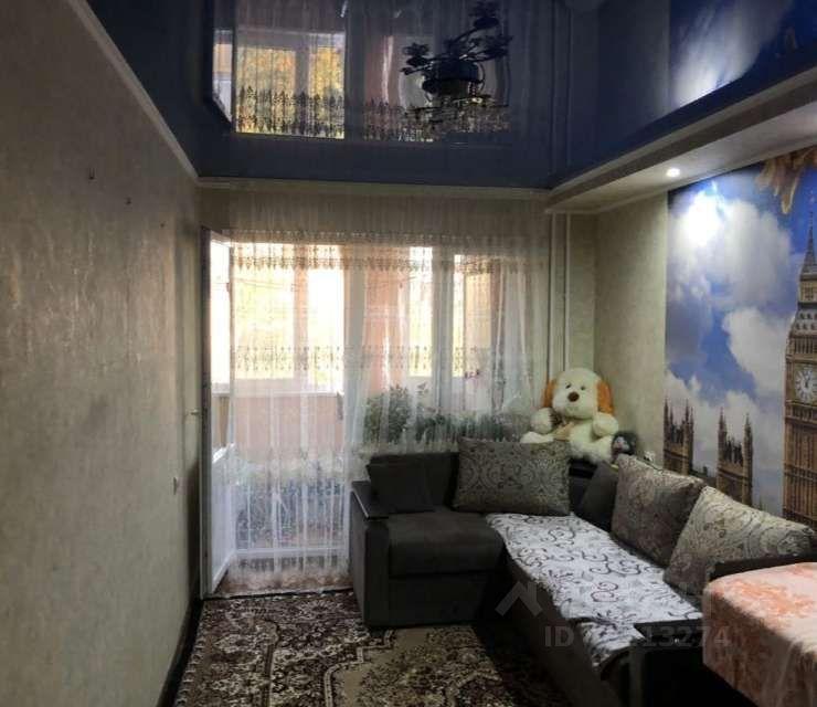 Продажа двухкомнатной квартиры 48м² Кисловодская ул., Ессентуки, Ставропольский край - база ЦИАН, объявление 238935439