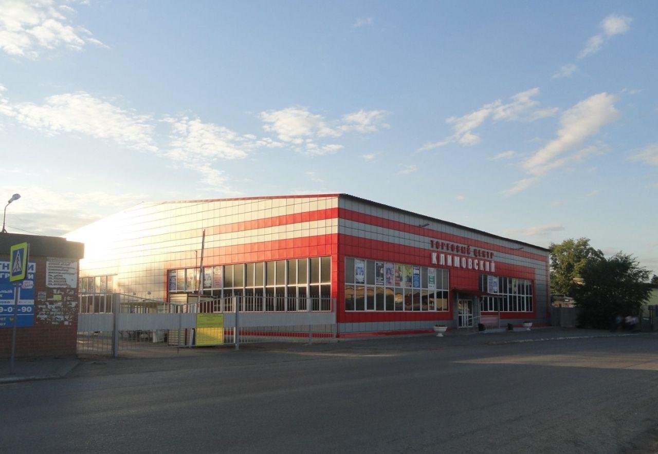 Торговом центре Климовский