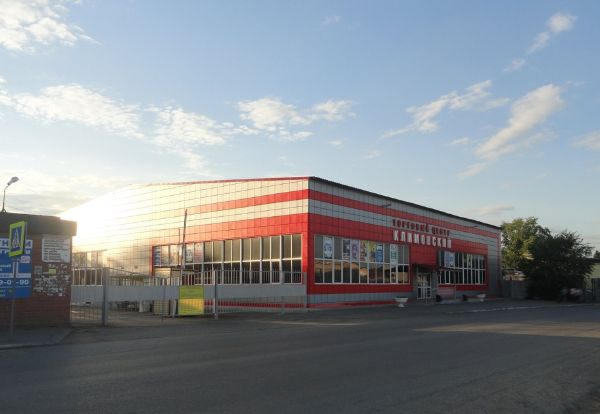 Торговый центр Климовский