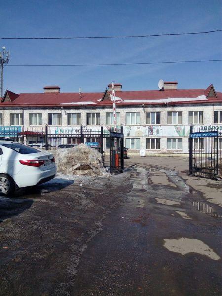 Отдельно стоящее здание на ул. Гагарина, 96А