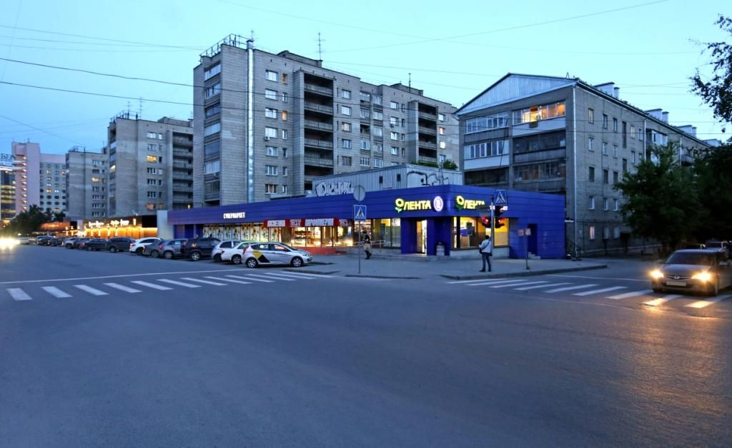 ТЦ на ул. Ленина, 25