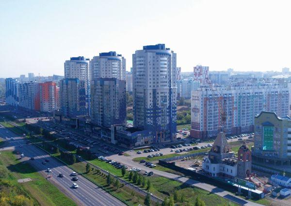 1-я Фотография ЖК «Кемерово-Сити»