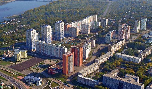 4-я Фотография ЖК «Кемерово-Сити»