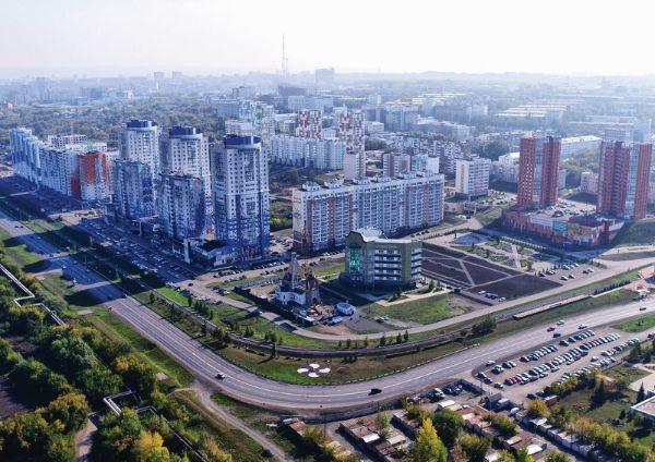 5-я Фотография ЖК «Кемерово-Сити»