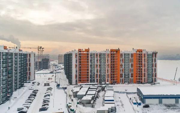 2-я Фотография ЖК «UP-квартал Светлановский»