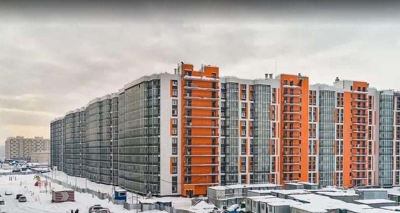 жилой комплекс UP-квартал Светлановский